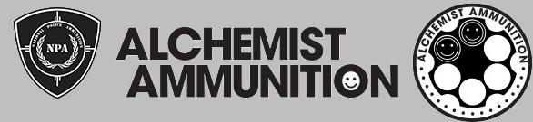 Alchemist Ammunition - Lead free frangible ammunition